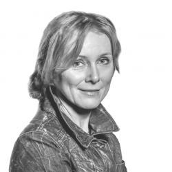Markéta Plánková v roli Betty McAllister