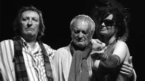 Z hry Mínus dva Divadla Bolka Polívky