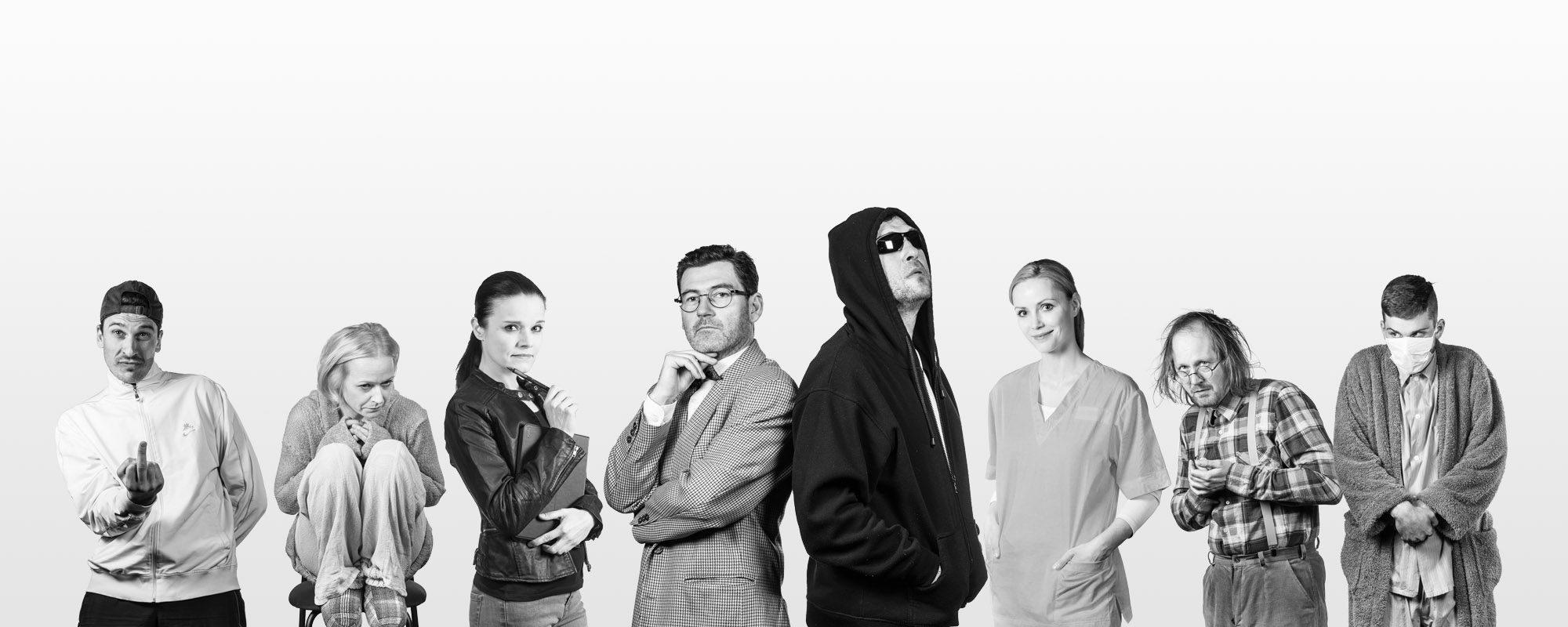 K-PAX, Svět podle Prota: hrají Radim Fiala, Petr Halberstadt, Markéta Plánková a další