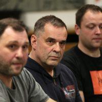 Petr Halberstadt, Miroslav Etzler a dramaturg Jan Krupa