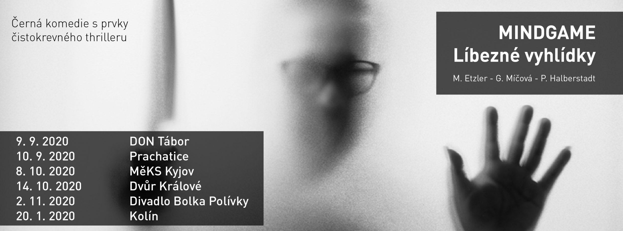 25. 11. 2019 v Divadle Bolka Polívky